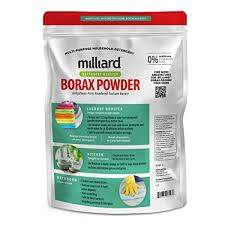 stop roaches without pest control company with borax powder
